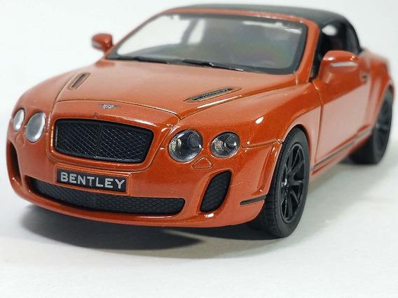Auto 2010 Bentley Continental Convertible Colección Rdf1