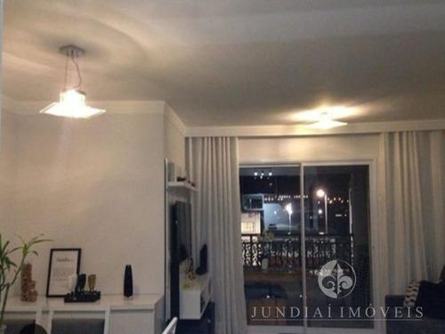 Vendo Lindo Apartamento No Condomínio Explêndido, Vila Guarani Em Jundiaí, 03 Dormitórios, 01 Suíte, 02 Vagas, Lazer Total, Bem Localizado. - Ap00244 - 33972852