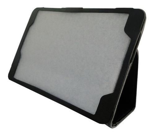 Imagem 1 de 6 de Capa Case Couro Tablet Samsung Galaxy Tab A 8 P350 P355 T350