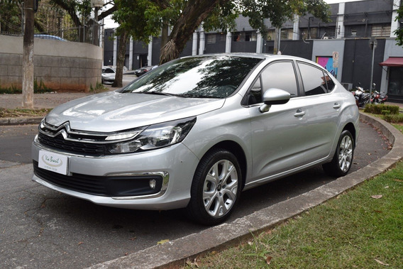 Citroen C4 Lounge Feel 1.6 Turbo. Baixa Km. Oportunidade.