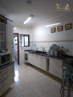 Apartamento 2 Dormitórios 100 M2 R$ 290.000,00 Residencial À Venda, Vila Tupi, Praia Grande. - Ap1020