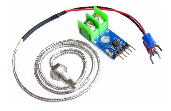 Termopar Tipo K + Mód. Leitura Arduino/pic - Pronta Entrega