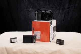 Cámara Sony 6000