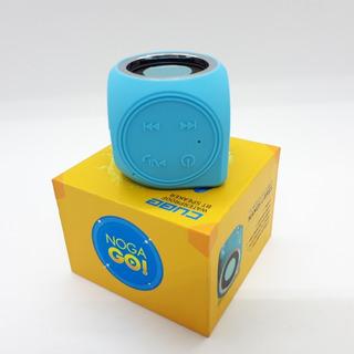 Cube Mini Parlante Inalámbrico Bt S-cube Noga
