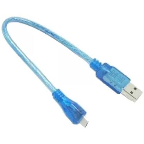 Cable Micro-usb Corto Para Disco Duro Externo Hd Hdd ®