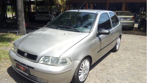 Fiat Palio Gris 1.3 S Año 2000 3 Puertas Charliebrokers