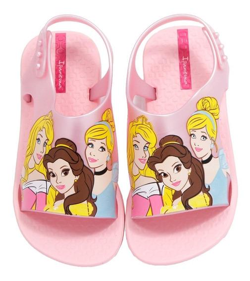 Sandalia Ojota Niña Playa Princesas Disney Ipanema