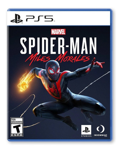 Spiderman Miles Morales - Playstation 5