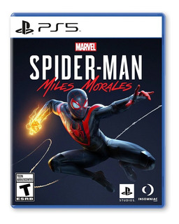 Spiderman Miles Morales - Playstation 5