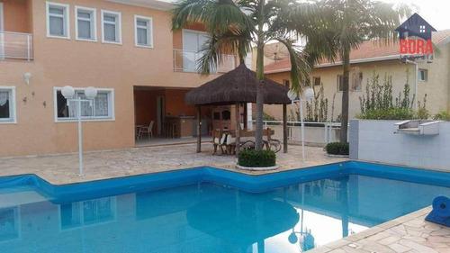 Linda E Espaçosa Casa Dentro De Ótimo Condomínio Em Atibaia!! - Ca0593