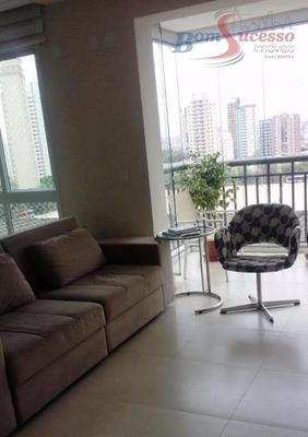 Apartamento Residencial À Venda, Tatuapé, São Paulo. - Ap1430