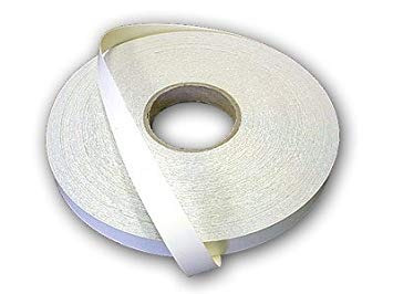 White Melamine Edge Banding Tape 13/16 250' Roll - Preglued