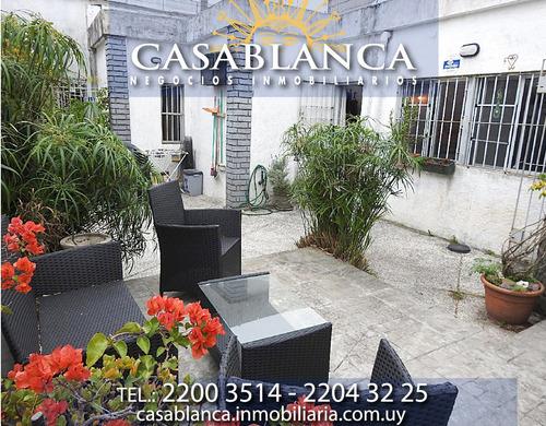 Casablanca - A Pasos De Av. Italia Y Propios