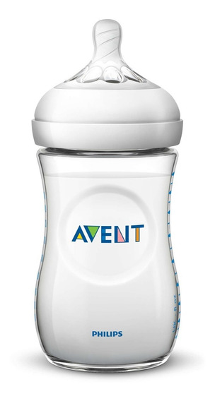 Mamadera Natural Philips Avent Scf033/17 260 Ml Tetina N°2