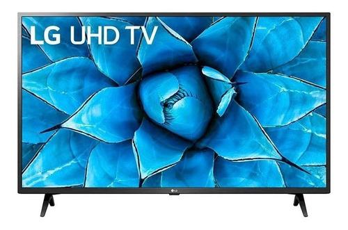 """Imagen 1 de 6 de Smart TV LG AI ThinQ 43UN73003LC LED 4K 43"""" 100V/240V"""