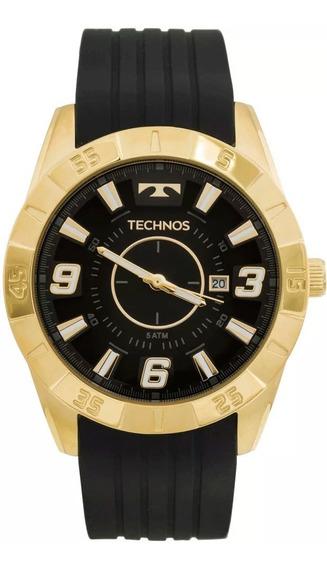 Relógio Technos Masculino Performance Racer 2115kza/8p