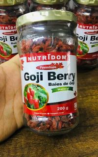 Bayas De Goji Berry Oferta Berries Pasas Chinas