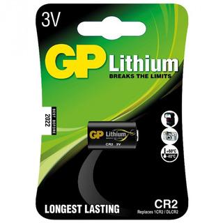 Bateria Lithium Gp Cr2 Photo 3v Blister Com 1