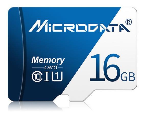 16gb Classe 10 Micro Sdhc Cartão De Memória Flash Com Adap