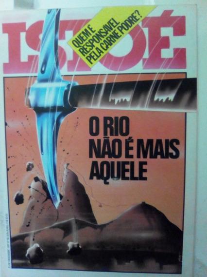Revista Istoé 52 Rio De Janeiro Clarice Jango Cunha Sp 1977