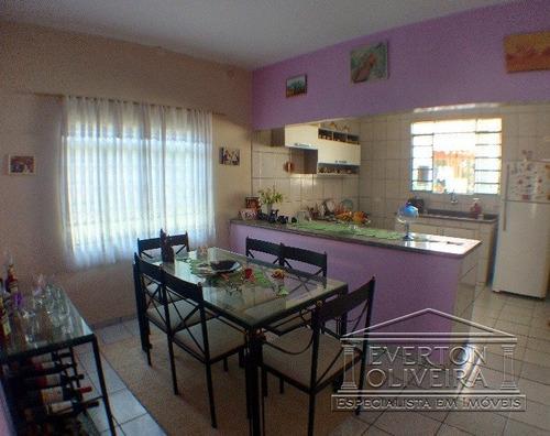 Casa - Jardim Emilia - Ref: 9336 - V-9336