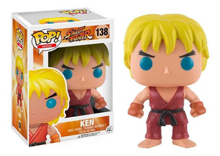Funko Pop Games Street Fighter Ken 138