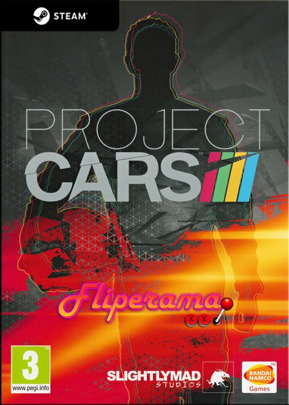 Project Cars - Pc Steam Key Original