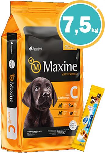 Ración Perro Maxine Cachorro + Obsequio Y Envío Gratis