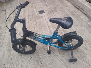 Bicicleta Liberty Rodado 12 Piruetas Con Rayo