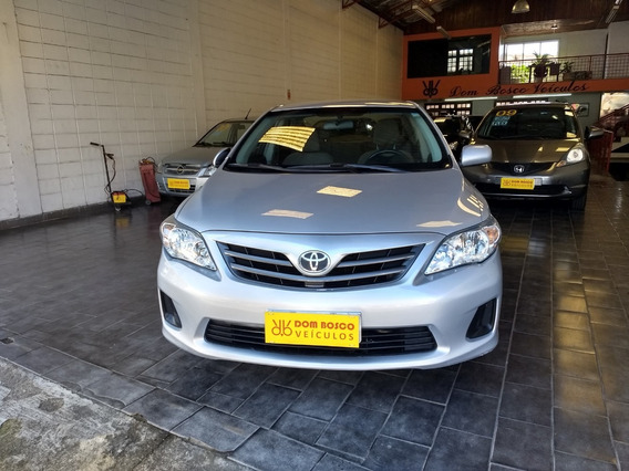 Toyota Corolla Xli 1.8 Flex Automático