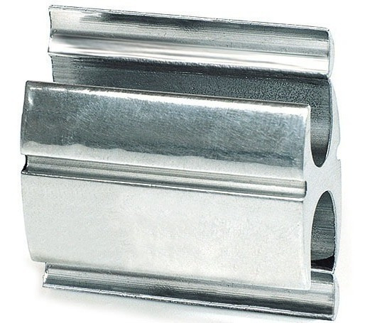 Conector De Compressão 10/10mm 50 Peças + 16/25mm 50 Peças