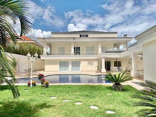 Casa Com 7 Dormitórios À Venda, 1400 M² Por R$ 4.900.000,00 - Granja Viana - Carapicuíba/sp - Ca18481