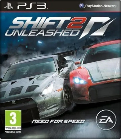 Shift 2 Unleashed Ps3