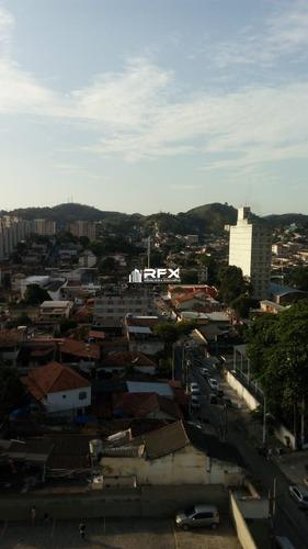 Apartamento Com 2 Dormitórios À Venda - Fonseca, Niterói/rj - Apv22231