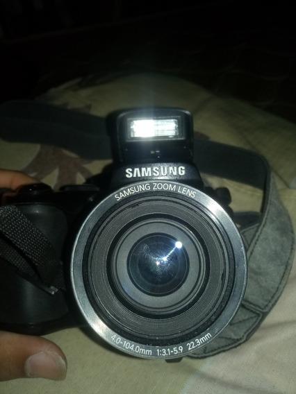 Câmera Semi Profissional Samsung Wb100