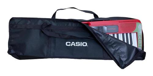 Imagem 1 de 4 de Capa Para Teclado Casio Ct-s200 Preto
