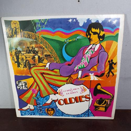 Imagem 1 de 8 de Vinil Lp The Beatles A Collection Of Beatles  Oldies Encarte