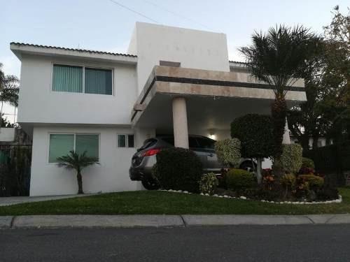 Casa Uso De Suelo En Renta Fracc Lomas De Cocoyoc