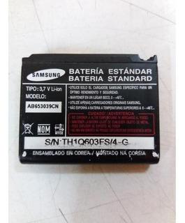 Bateria Samsung A500 A600 E316 E736 Ab653039cn 3.7v
