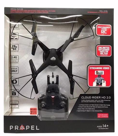 Quadrocopter Drone Propel Cloud Hd-2.0 Pronta Entrega!