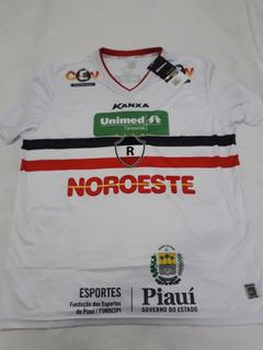 Camisa - Futebol Do Piaui - River Pi 2016 - Kanxa