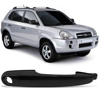 Puxador Porta Dianteira Direita - Hyundai Tucson 2005/2016