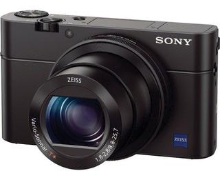 Sony Cyber-shot Dsc-rx100 Iii Black