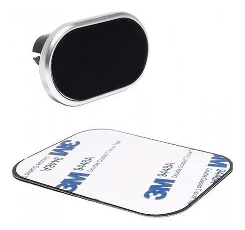 Soporte Celular Gps Auto Ventilacion Rejilla Iman Magnetico