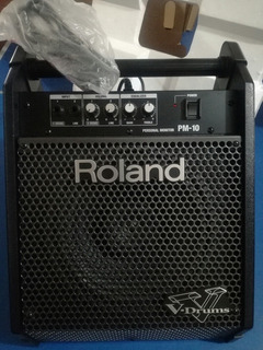 Monitor Personal,marca Roland,modelo Pm 10,n