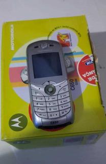 Celular Motorola C650 Oi Nokia Sony Samsung Motorola Siemens