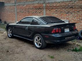 Ford Mustang 4.6 Gt Equipado Piel Cd At 1998