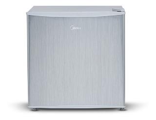 Refri/frigobar/servibar 1.6 Pies Color Silver Marca Midea