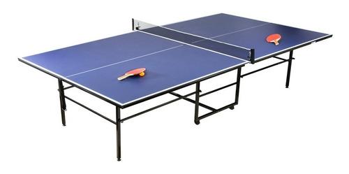 Mesa Ping Pong Profesional Plegable Tenis De Mesa (video)!