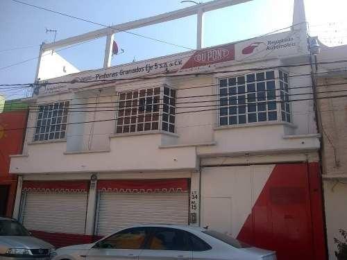 Casa En Renta Con Uso De Suelo En Col. N. Rosita, Iztapalapa